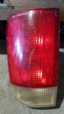 1996 CHEVROLET S10 BLAZER LEFT HAND TAIL LIGHT 22768