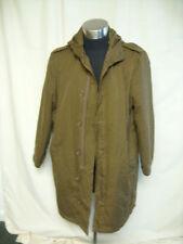 Zip Cotton Blend Parkas Unbranded Coats & Jackets for Men