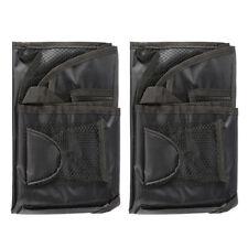 2pack Auto Car Seat Back Multi-Pocket Storage Bag Organizer Holder Accessory NY