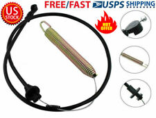 "42"" Deck Clutch Cable For Craftsman Lt1000 Dlt Lawn Mower Fit for Husqvarna ~"