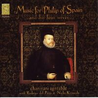 Diego Ortiz - Music for Philip of Spain and his four wives /Charivari Agreable