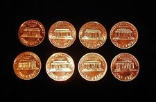 1969 S LINCOLN CENT GEM PROOF -RED-LOOK