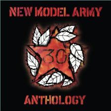 New Model Army : Anthology CD (2010) ***NEW***