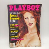 Playboy - February 2000 - Angie Everhart