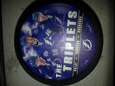 X5 tampa bay Lightning The triplets Hockey puck Palat Johnson Kucherov
