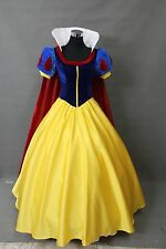 High Quality Snow White Party Dress Cosplay Costume Fairytale Fantasy Customized