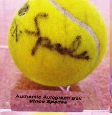 ACE Certified Authentic signed auto Tennis ball  VINCE SPADEA