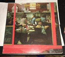 Nighthawks At The Diner Tom Waits Asylum Records ‎7E-2008 1975 EX/VG+ Rare