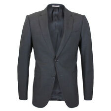 """Armani Collezioni Charcoal Grey Suit UK38"""" Chest *NEW WITH TAGS* RRP £795"""