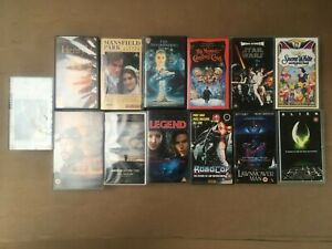 VHS JOBLOT OF 24 VHS TAPES VAT INC FAST AND FREE SHIPPING 9.99 START