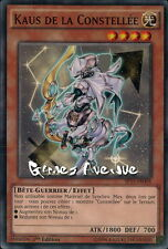 ♦Yu-Gi-Oh!♦ Kaus de la Constellée//Constellar HA07-EN045 ANGLAISE//SECRET RARE