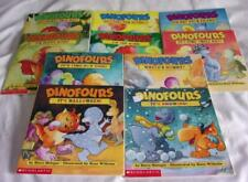 HUGE set of 10 Dinofours series picture books