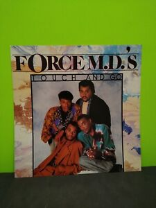Force MD's Touch and Go LP Flat Promo 12x12 Poster