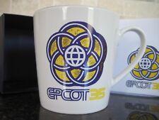 Starbucks -  Walt Disney World-EPCOT 35th yr. Anniversary Logo -Coffee Mug- NEW