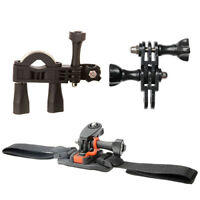 Vivitar All in 1 ATV Bike Kit for GoPro Hero 2 3+ 3 4 and Most Action Cameras