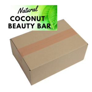 Natural Coconut Beauty Bar Soap Base - Bulk 20kg