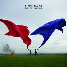 Biffy Clyro LP Only Revolutions 180 Gram Vinyl 2016