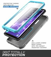 Samsung Cases Galaxy S9 Plus Case SUPCASE Full-body Rugged Holster With Screen