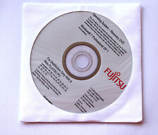 Reinstallation DVD Microsoft Windows 7 Pro 64Bit Fujitsu integrierter Key