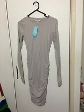 Kookai Darcy Dress Nutmeg Size 1 BNWT