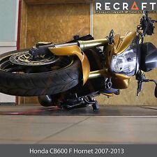 Honda CB600 F Hornet 2007-2013 + Pads Crash Bars Engine Guard Frame Protector