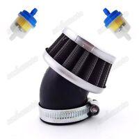 Bent 35mm Air Fuel Filter For Honda ATC70 ATC90 ATC110 ATC125 ATC 70 90 110 125