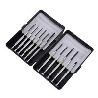 11pcs Pro Jewelers Micro Screwdriver Set Watchmaker Watch Glasses Repairs Tool