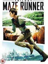 Maze Runner: 1 - 3 (Box Set) [Blu-ray]