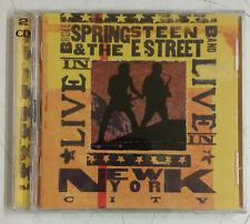 Bruce Springsteen Live In New York City 2-CD Europa 2001