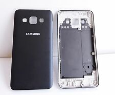 GENUINE Original Replacement Battery Door Back Cover Case for Samsung A3 (BLUE)