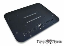Poison Spyder Tramp Stamp - Textured Black for 07-17 Jeep Wrangler JK 18-04-011