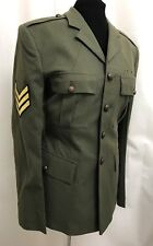 "ROYAL MARINES MANS NO5 LOVAT DRESS JACKET - Chest: 39"" , British Military RM"