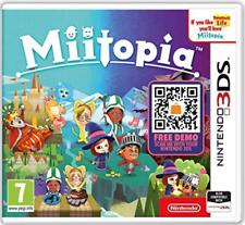 NINTENDO - 3DS miitopia Juego Nuevo