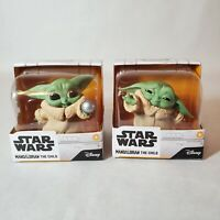 *New* Lot of 2 Star Wars The Bounty Collection Mandalorian The Child Baby Yoda