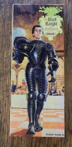 VINTAGE~ORIGINAL~Aurora~Black Knight of Nurnberg~ 1963~473-100~Model kit