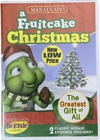 Hermie and Friends - A Fruitcake Christmas MAX LUCADO (DVD, 2005)