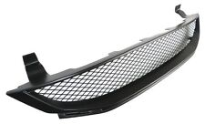 Front Bumper Mesh Grill Grille Fits Honda Civic 09-11 2009-2011 Sedan Si Type R