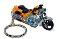 Custom Key chain Harley-Davidson Fat Boy Motorcycle