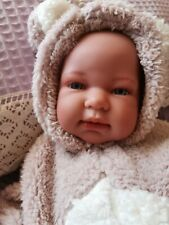Muñecas babys conejito de LLORENS