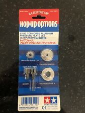 Tamiya 53112 Official TFE Top Force evolution Aluminum Pressure Plates