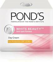 Pond's White Beauty SPF 15 PA++ Daily Spot-less Lightening Cream 35g Free Ship