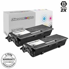 2pk TN-560 for Brother Black Toner Cartridge High Yield TN560 TN530 HL-1650