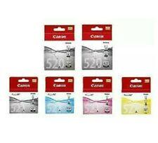 Any 1x Genuine Canon PGI-520 CLI-521 Ink Cart PIXMA MP980/MP990 (No Retail Box)