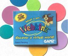 Webkinz Cocker Spaniel #Hm009 - Code Only - no plush toy, Code Only Virtual