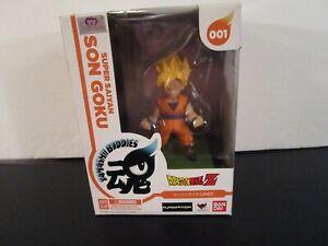 Bandai Dragonball Z Super Saiyan Son Goku 001 Figure - NEW