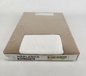 Ikea Harlanda Armrest Cover Slipcover Cover for Armrest Inseros WhiteNew