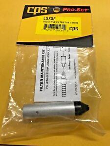 CPS Leak-Seeker Selective Filter For Model LS780/90-B Leak Detector part
