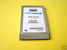 Original Cisco 128mb pcmcia ATA Flash mem-i/o-fld128m pour 7200 I/O controler