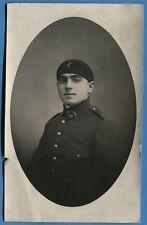 CPA-Photo: soldat du 38° Régiment d'Aviation /  classe 1926