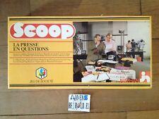"Scoop ""La presse en questions"" COMPLET NATHAN 1995"